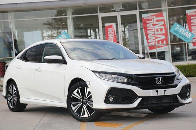 Discounted New Honda Civic VTI-LX, Narellan, 2017 Honda Civic VTI-LX Hatchback