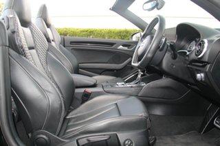 2014 Audi S3 S tronic quattro Cabriolet.