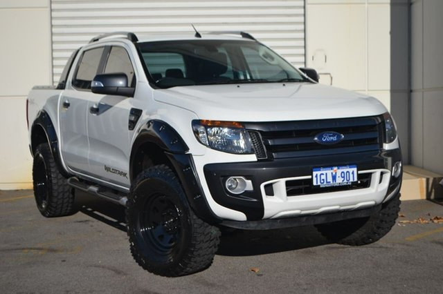 Discounted Used Ford Ranger Wildtrak Double Cab, Midland, 2014 Ford Ranger Wildtrak Double Cab Utility