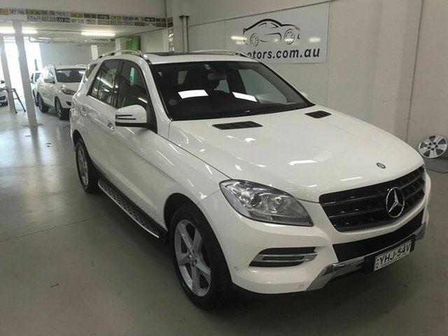 Used Mercedes-Benz ML 250 CDI Bluetec (4x4), Bella Vista, 2015 Mercedes-Benz ML 250 CDI Bluetec (4x4) Wagon