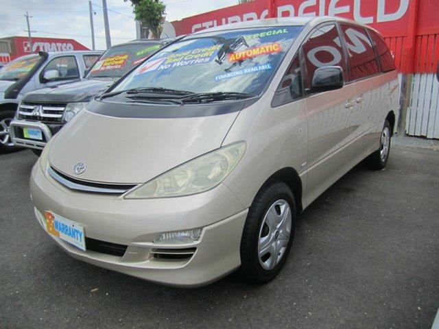 Used Toyota Tarago, Capalaba, 2003 Toyota Tarago Wagon