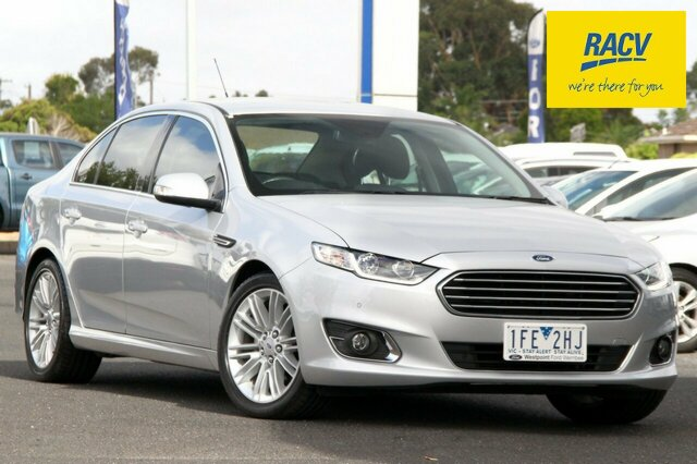 Used Ford Falcon G6E, Hoppers Crossing, 2015 Ford Falcon G6E Sedan