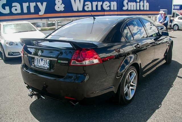 Used Holden Commodore SV6, Oakleigh, 2010 Holden Commodore SV6 VE II Sedan
