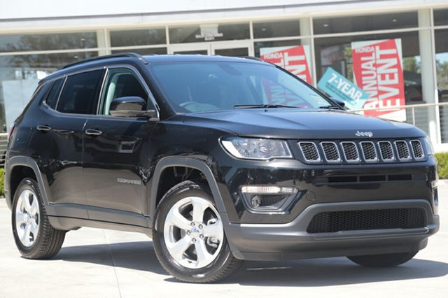 Discounted New Jeep Compass Longitude FWD, Narellan, 2017 Jeep Compass Longitude FWD SUV