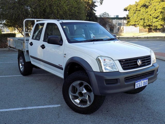 Used Holden Rodeo LX Crew Cab, Maddington, 2006 Holden Rodeo LX Crew Cab Cab Chassis