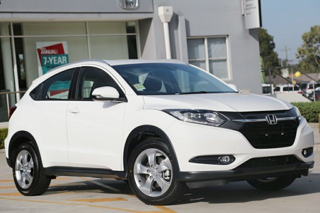 Discounted New Honda HR-V VTi-S, Narellan, 2017 Honda HR-V VTi-S Wagon