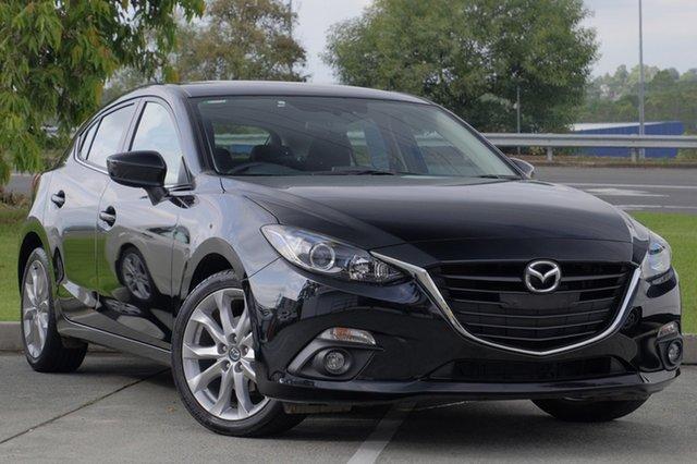 Used Mazda 3 SP25 SKYACTIV-MT GT, Moorooka, Brisbane, 2016 Mazda 3 SP25 SKYACTIV-MT GT Hatchback