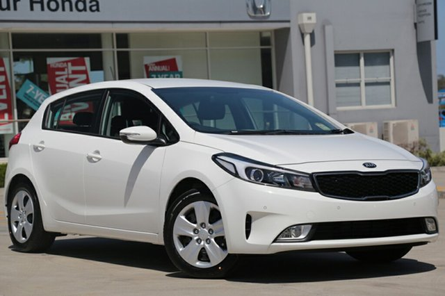 Discounted New Kia Cerato S, Southport, 2017 Kia Cerato S Hatchback
