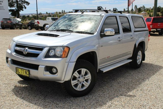 Used Holden Colorado LT-R (4x4), Bathurst, 2011 Holden Colorado LT-R (4x4) Crew Cab Pickup