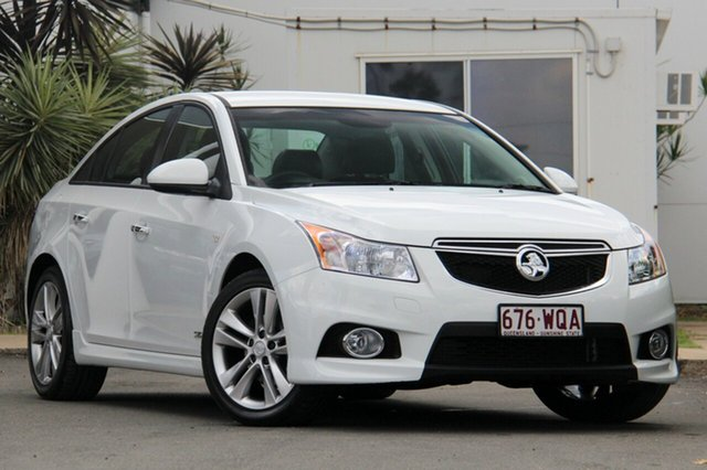 Used Holden Cruze SRi Z Series, Bowen Hills, 2014 Holden Cruze SRi Z Series Sedan