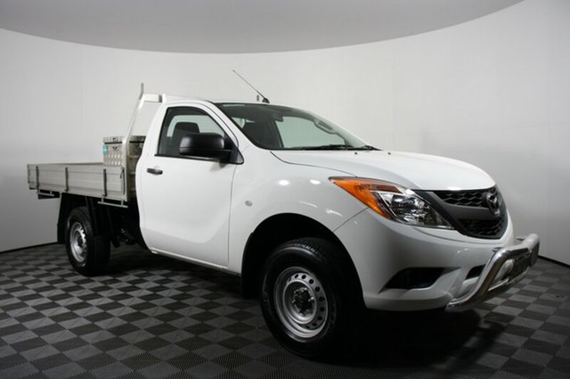 Used Mazda BT-50 XT, Edwardstown, 2014 Mazda BT-50 XT Cab Chassis