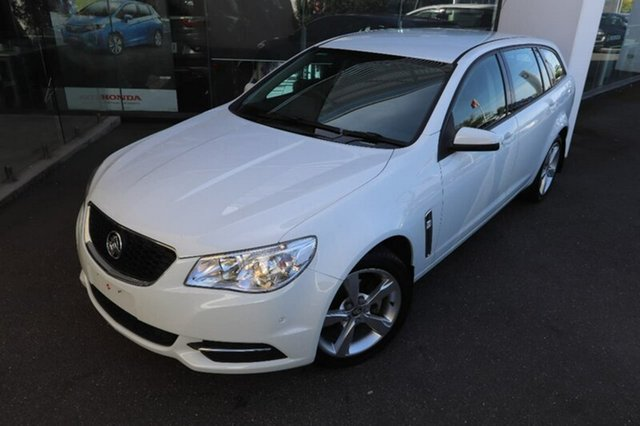 Used Holden Commodore Evoke Sportwagon, Hoppers Crossing, 2013 Holden Commodore Evoke Sportwagon Wagon