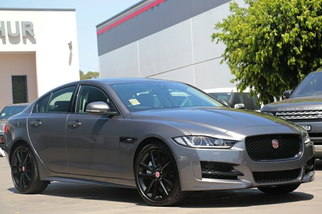 Demonstrator, Demo, Near New Jaguar XE 20T R-Sport, Southport, 2018 Jaguar XE 20T R-Sport Sedan