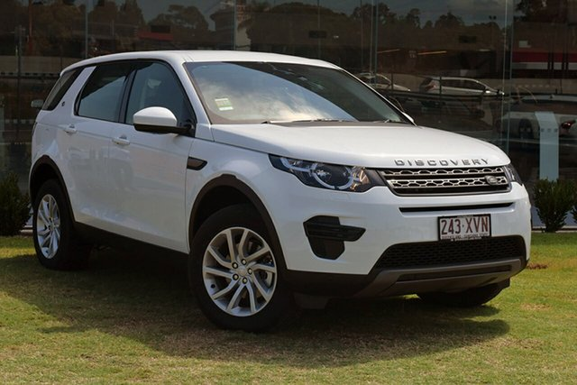 Demonstrator, Demo, Near New Land Rover Discovery Sport TD4 110kW SE, Springwood, 2017 Land Rover Discovery Sport TD4 110kW SE Wagon