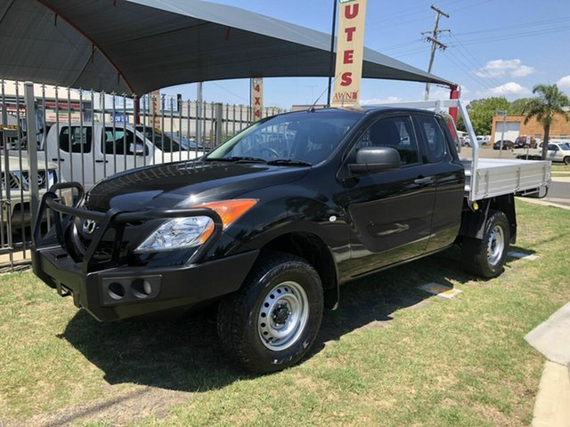 Discounted Used Mazda BT-50 XT (4x4), Toowoomba, 2013 Mazda BT-50 XT (4x4) Freestyle Cab Chassis