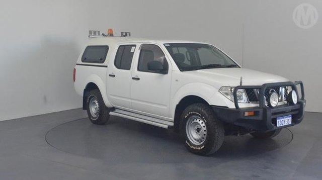 Used Nissan Navara RX (4x4), Altona North, 2011 Nissan Navara RX (4x4) Dual Cab Pick-up