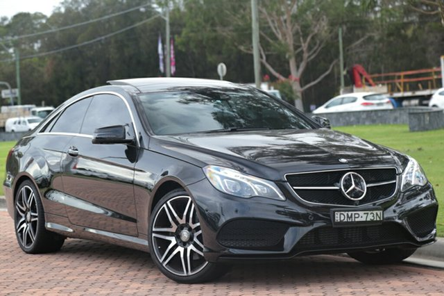 Discounted Used Mercedes-Benz E250 7G-Tronic +, Warwick Farm, 2016 Mercedes-Benz E250 7G-Tronic + Coupe