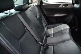 2009 Subaru Impreza RS Sedan.