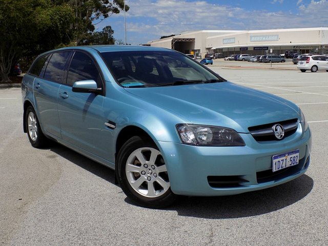 Used Holden Commodore Omega Sportwagon, Maddington, 2009 Holden Commodore Omega Sportwagon Wagon