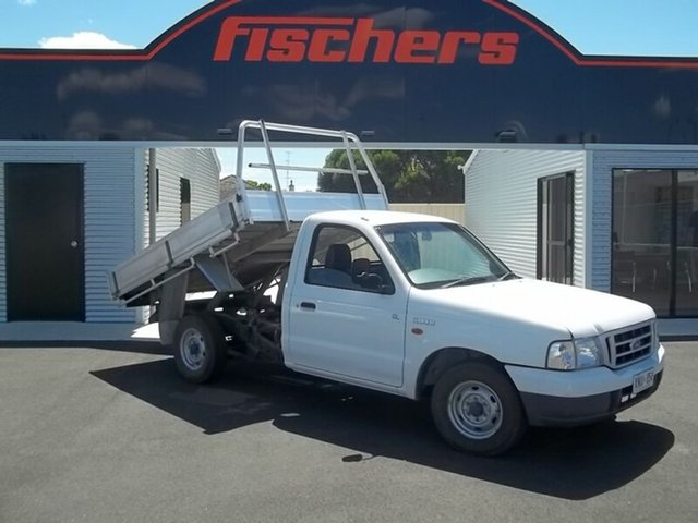 Used Ford Courier GL, Murray Bridge, 2004 Ford Courier GL Utility