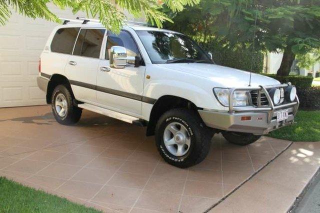 Discounted Used Toyota Landcruiser GXL, Bundall, 1998 Toyota Landcruiser GXL FZJ105R Wagon