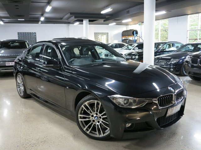 Used BMW 320D M Sport, Albion, 2015 BMW 320D M Sport Sedan