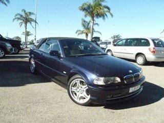 2001 BMW 320Ci Steptronic Coupe.