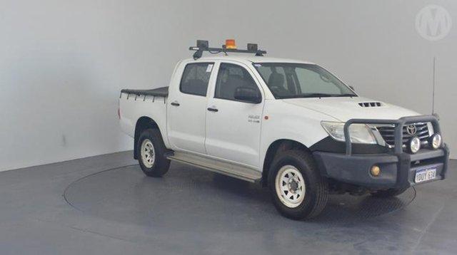 Used Toyota Hilux SR (4x4), Altona North, 2011 Toyota Hilux SR (4x4) Dual Cab Pick-up