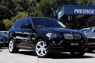 2007 BMW X5 Steptronic Wagon.