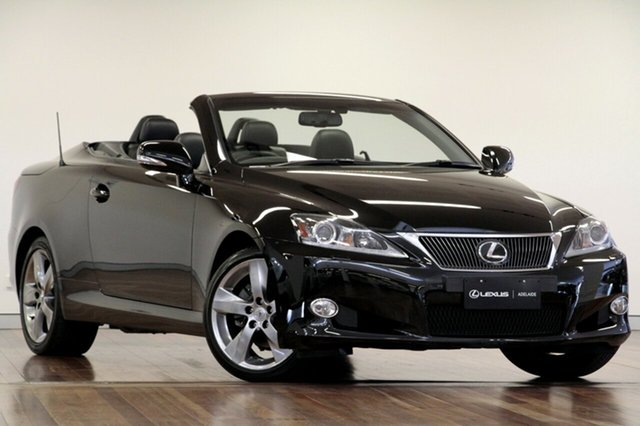 Used Lexus IS250 C Sports Luxury, Adelaide, 2010 Lexus IS250 C Sports Luxury Convertible