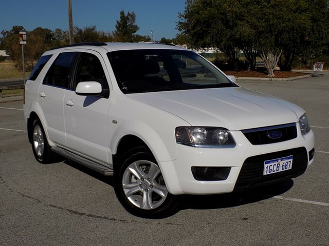 Used Ford Territory TX, Maddington, 2010 Ford Territory TX Wagon