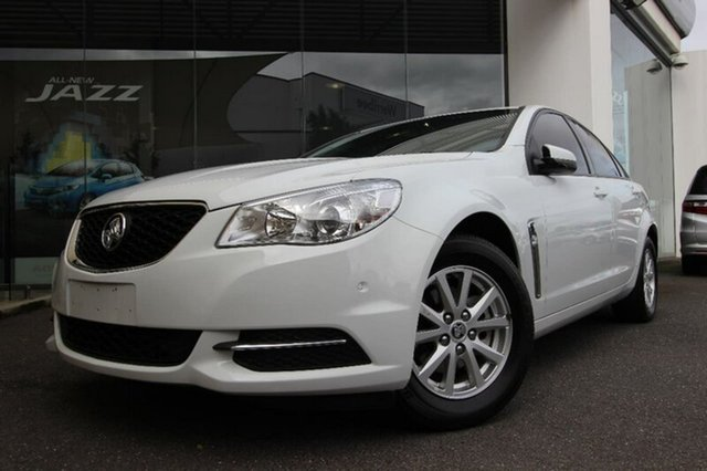 Used Holden Commodore Evoke, Hoppers Crossing, 2015 Holden Commodore Evoke Sedan