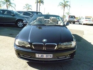 2001 BMW 320Ci Steptronic Coupe.