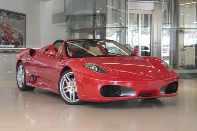 Used Ferrari F430 F1, Waterloo, 2006 Ferrari F430 F1 Convertible