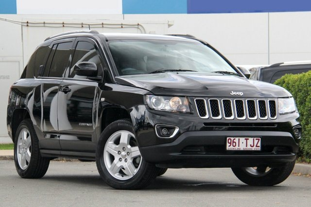 Used Jeep Compass North, Bowen Hills, 2013 Jeep Compass North Wagon