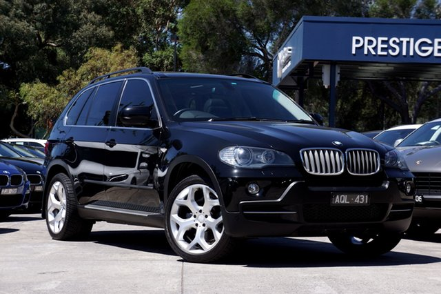 Used BMW X5 Steptronic, Balwyn, 2007 BMW X5 Steptronic Wagon