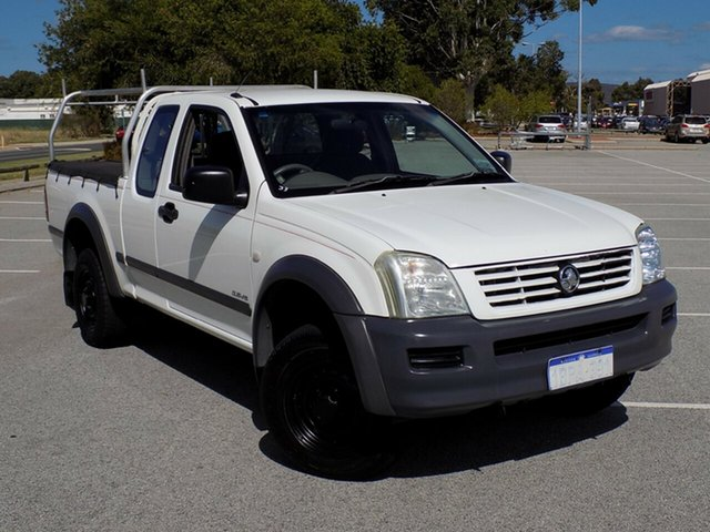 Used Holden Rodeo LX Space Cab, Maddington, 2003 Holden Rodeo LX Space Cab Utility