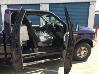 2002 Ford F250 XLT Super Cab Pickup.