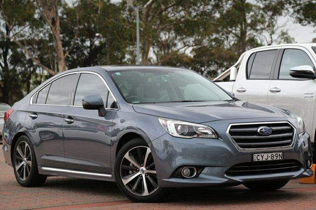 Used Subaru Liberty 3.6R CVT AWD, Warwick Farm, 2015 Subaru Liberty 3.6R CVT AWD Sedan