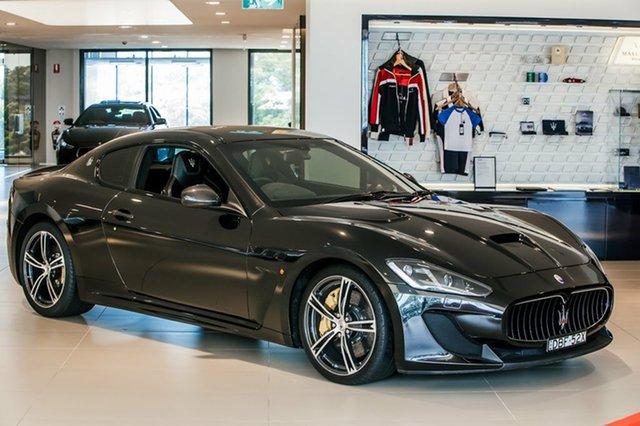 Used Maserati Granturismo MC Stradale MC-Shift, Artarmon, 2014 Maserati Granturismo MC Stradale MC-Shift Coupe