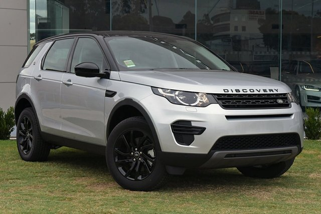 New Land Rover Discovery Sport Si4 177kW SE, Springwood, 2018 Land Rover Discovery Sport Si4 177kW SE Wagon