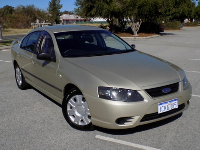 Used Ford Falcon XT, Maddington, 2006 Ford Falcon XT Sedan