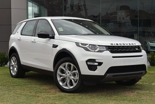 New Land Rover Discovery Sport SD4 HSE, Springwood, 2017 Land Rover Discovery Sport SD4 HSE Wagon