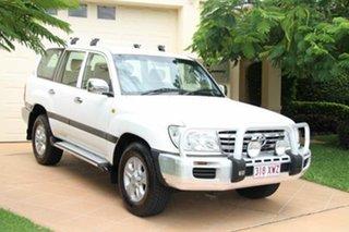 Used Toyota Landcruiser GXL, Bundall, 2007 Toyota Landcruiser GXL UZJ100R Wagon