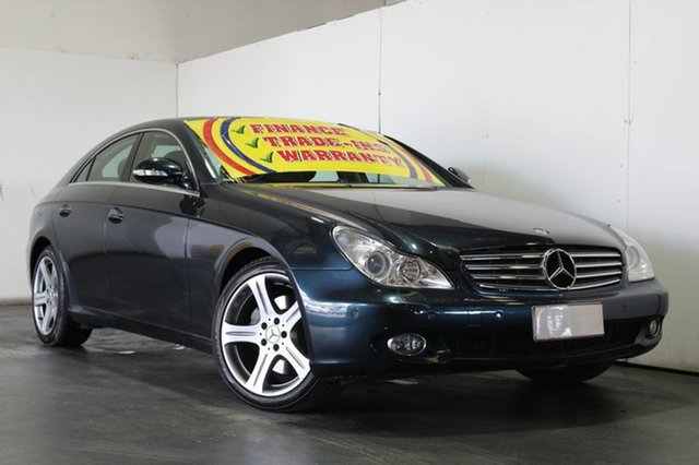 Used Mercedes-Benz CLS 350, Underwood, 2007 Mercedes-Benz CLS 350 Coupe