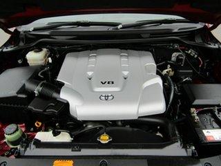 2008 Toyota Landcruiser VX (4x4) Wagon.