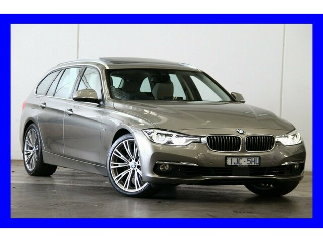 Used BMW 320i Luxury Line Touring, Clayton, 2016 BMW 320i Luxury Line Touring Wagon