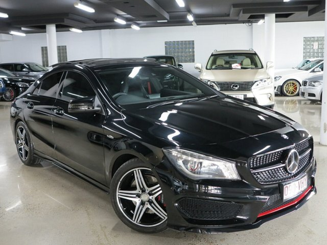 Used Mercedes-Benz CLA250 Sport DCT 4MATIC, Albion, 2014 Mercedes-Benz CLA250 Sport DCT 4MATIC Coupe