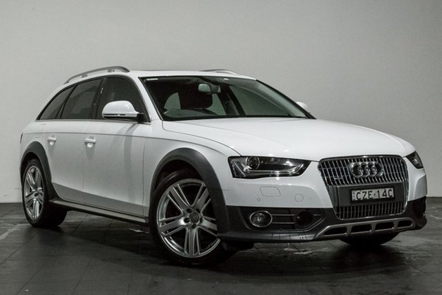 Used Audi A4 allroad S tronic quattro, Rozelle, 2015 Audi A4 allroad S tronic quattro Wagon