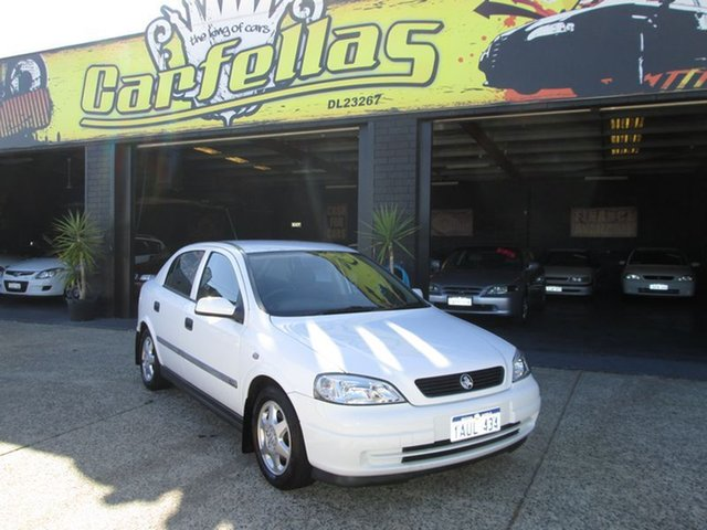 Used Holden Astra, O'Connor, 2000 Holden Astra Sedan